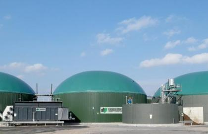 Animal waste will be recycled in biogas in the Donetsk region