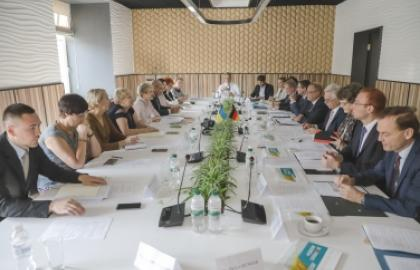 Ukraine and Germany discussed prospects for bilateral cooperation in the agro-industrial complex for the next year