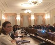 Iryna Palamar took part in a meeting of the Minister of Finance on the problem of blocking tax bills
