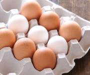 Ukraine exported 80.2 thousand tons of eggs