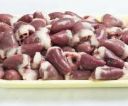 Ukraine for 2017 exported 248 thousand tons of poultry meat and by-products