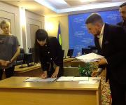 Ukrainian Stock Breeders Association signed a Memorandum of Cooperation with the State Service of Ukraine for Food Safety and Consumer Protection and the Ministry of Agrarian Policy