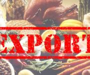 Ukrainian agricultural exports increased by 16%