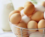The export of eggs from Ukraine has amounted to $ 70 million within a year