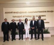 Delegation of the Ukrainian Stock Breeders Association began a visit to Uzbekistan