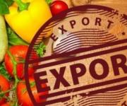 Agrarian exports to the EU set a record for the last 5 years