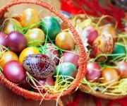 Easter eggs have risen in price 6 times because of export