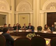Iryna Palamar took part in the discussion of the ban on palm oil at a meeting of the agricultural committee of the Verkhovna Rada
