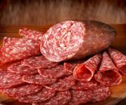 Ukraine pays for imported sausage twice as much as it does for its exports