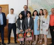 Japan mission audited the state control during the export of poultry meat from Ukraine