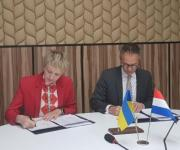 Ukraine and the Netherlands signed a joint statement on bilateral cooperation in the agro-industrial complex