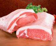 Only enclosed farms are allowed to sell pork in Kherson region