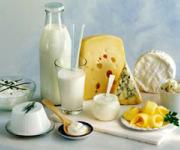 Export of cheese products has halved over the year