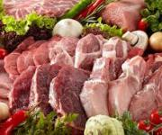 Meat basket has risen in price by 3% over the half a year