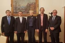 Ukraine and the Czech Republic discussed topical issues of cooperation in the agrarian sector