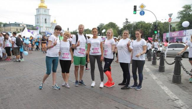 "The Ukrainian Stock Breeders Association took part in the charity project ""Chestnut Run"""