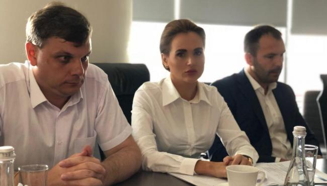 Iryna Palamar's suggestions on development of cooperation are taken by the National Investment Council