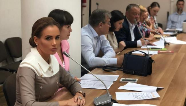 Iryna Palamar's proposals for export promotion were supported by the Council of International Trade Working Group
